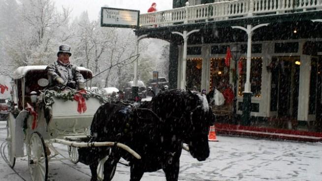 Nevada City's Victorian Christmas Ready to Charm