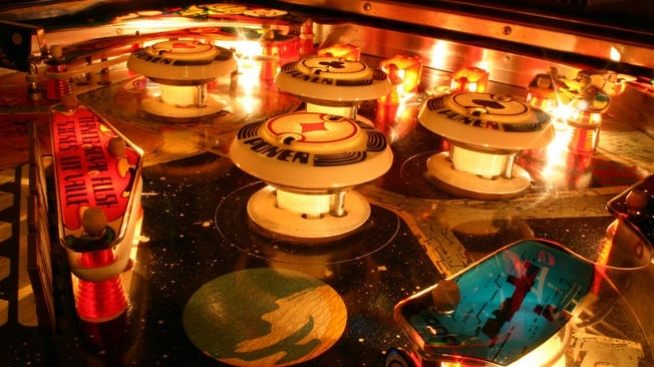Whoa: One Event, 1,100+ Pinball and Arcade Machines