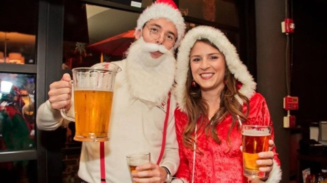 Weekend: SANTA Monica Pub Crawl