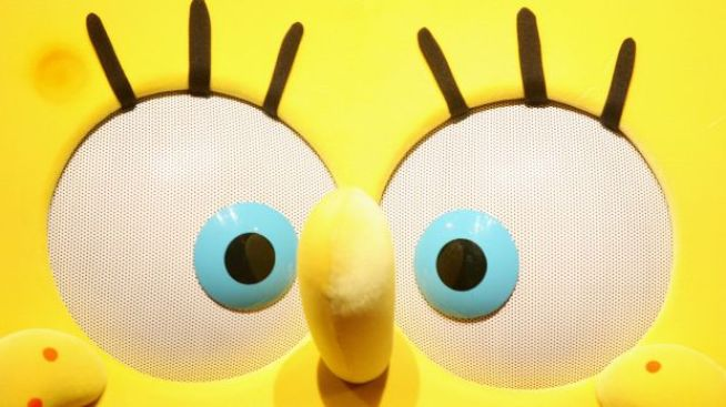 Study Says SpongeBob Bad For Kids' Mental Function