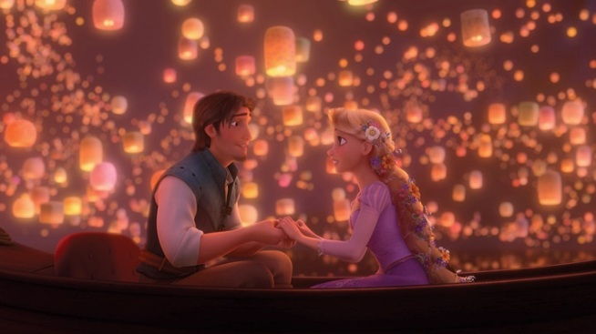 """Tangled"" in Tinseltown"