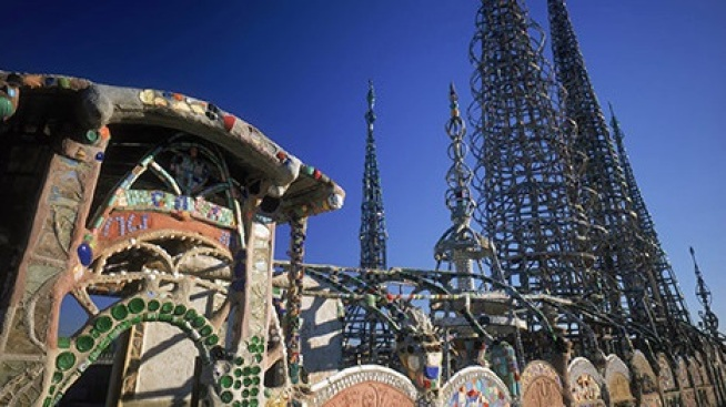 Watts Towers: UNESCO Designation Sought