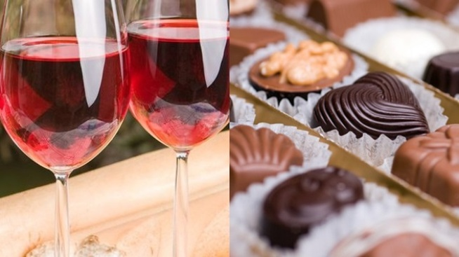 Gold Country Delish: Wine & Chocolate Weekend