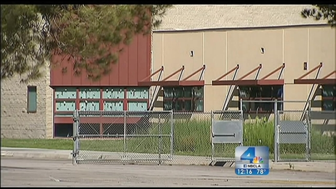 Students returned to AB Miller High School in Fontana on Monday, learning a teacher and four students were arrested over the weekend in connection with a hazing incident. Annette Arreola reports from Fontana for the NBC4 News at noon on Monday, June 25, 2012.