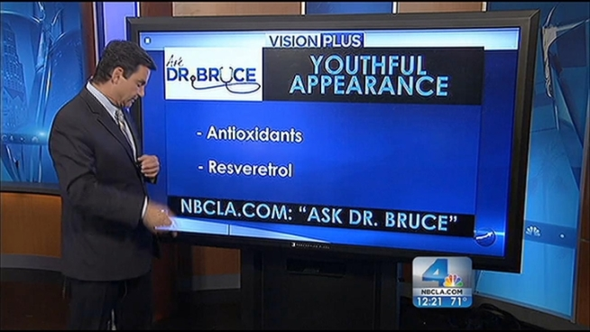 In today's Ask Dr. Bruce segment, Dr. Bruce Hensel answers your questions regarding youthful appearance and the benefits of juice fasts.