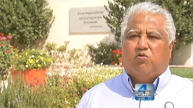 President Obama is scheduled to establish the Cesar E. Chavez National Monument in Keene, Calif., during a campaign swing next week in a move to preserve the late labor leader's legacy. John Cádiz Klemack reports for the NBC4 News at 6 p.m. on Oct. 4, 2012.