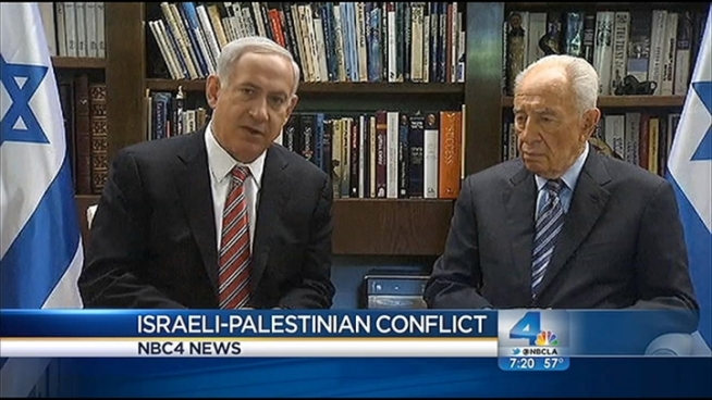 David Siegel, Consul General of Israel, joined Ted Chen on Today in LA to talk about a possible ceasefire and more.