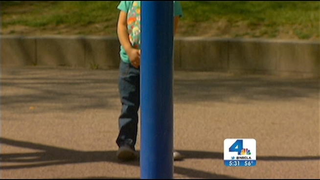 A 12-year-old boy's brothers chased away an would-be kidnapper near a Whittier park this week. This is the second attempted kidnapping that has happened at or near a park in just under a month. Michelle Valles reports from Whittier for the NBC4 News at 5 p.m. on March 6, 2013.