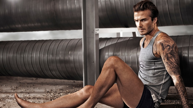 David Beckham's Super Bowl Ad: Covered or Uncovered?