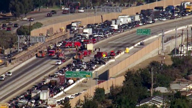 5 freeway south closed