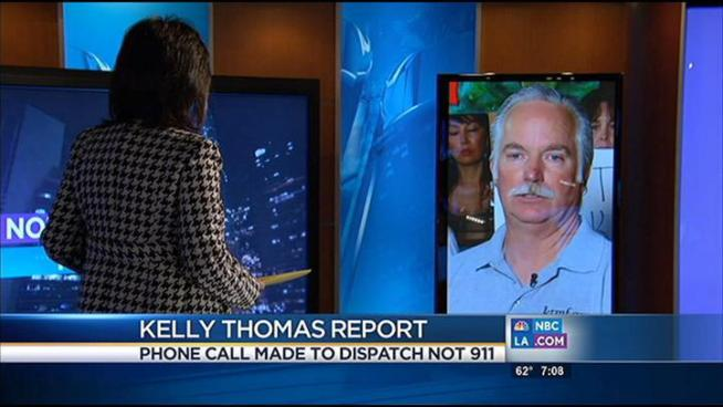 Kelly Thomas died after a confrontation with Fullerton Police last July. His father Ron Thomas joins Colleen Williams on Nonstop News LA to talk about the first independent public report that shows what might have happened that night.