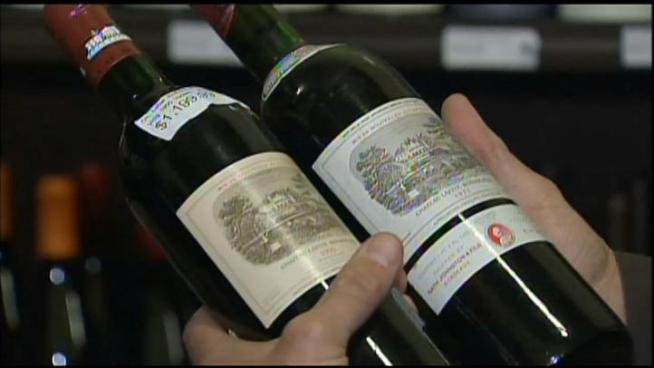 A California wine collector and dealer accused of trying to sell more than $1.3 million in counterfeit wine has been charged with fraud.  Angie Crouch has details.