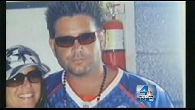A witness who attended the Dodgers game after which Bryan Stow was brutally beaten in the parking lot described two Dodgers fans who pushed and punched a teenager and shouted obscenties at other fans. When asked how the Giants fans reacted to their taunts, she testified,