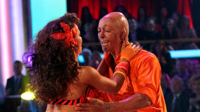 "Martinez Waltzes Closer to ""DWTS"" Victory"