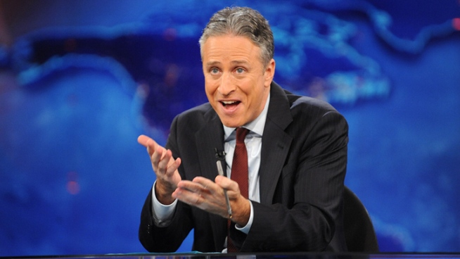 "Jon Stewart Slams the Media ""Gaffe"" Machine"