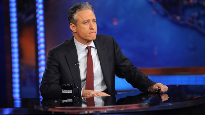 Jon Stewart: Donald Trump a Gift from the Comedy Gods