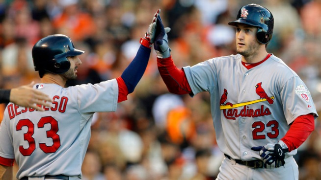 Giants Fall to Cardinals 6-4 in NLCS Opener