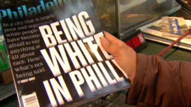 A Philly Magazine cover story is sparking controversy throughout the area. The article, entitled