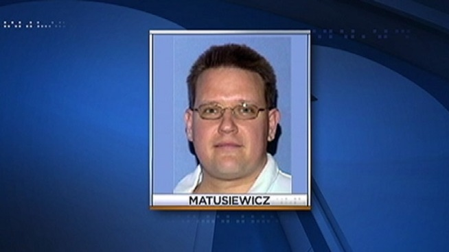 David Matusiewicz, the son of the New Castle County courthouse shooter, waived his detention hearing scheduled for Friday in order to avoid hearing more evidence presented against him and agreed to stay in jail. According to investigators, the car David Matusiewicz drove to Delaware was filled with firearms and ammunition. Prosecutors claim that David and his mother Lenore Matusiewicz knew about the planned shooting. NBC10's Deanna Durante reports the latest.