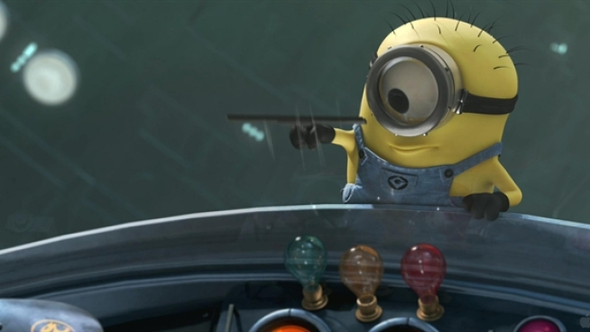 "Universal Studios Announces ""Despicable Me"" Attraction"