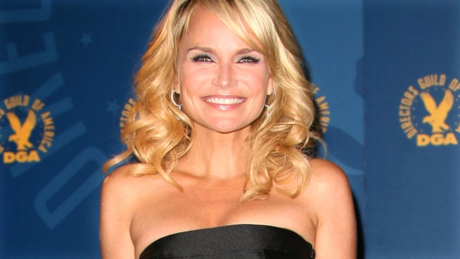 Kristin Chenoweth Out of Hospital