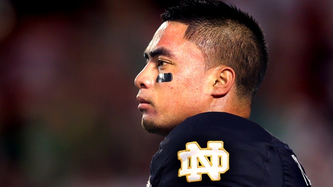 Manti Te'o to be Interviewed by Katie Couric