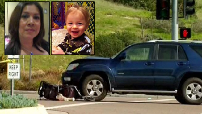 Injured Toddler in ICU Following Deadly Collision