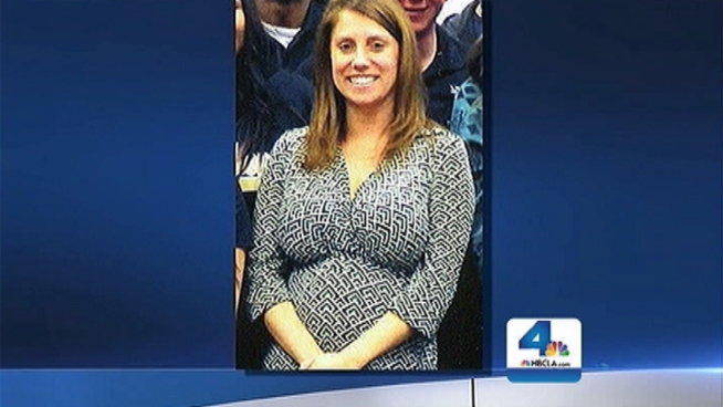 A Redlands, Calif. high school teacher allegedly had a sexual relationship with a 16-year-old student, which resulted in a pregnancy, authorities said. Beverly White reports from Redlands for NBC4 News at 11 p.m. on Tuesday, July 2, 2013.