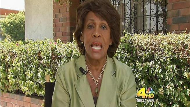 While still supporting President Obama, Congresswoman Maxine Waters believes the President needs to do more to help Americans, especially the poor.