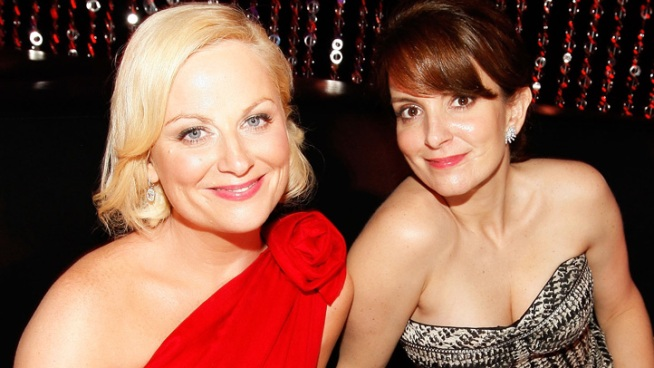 Tina Fey and Amy Poehler host the 70th Annual Golden Globe Awards this Sunday, where the worlds of television and movies will come together for one night. Watch the Golden Globes on January 13 at 8 p.m. ET on NBC.