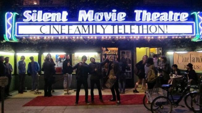 a movie theaters 24hour mega telethon nbc southern