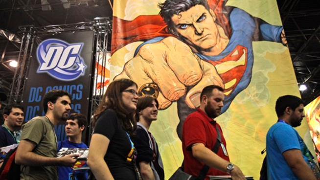 Comic-Con 2010's Greatest Hits