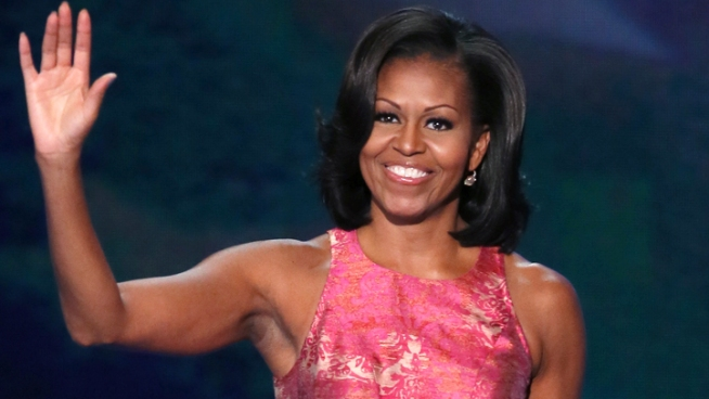 Michelle Obama topped off a night of DNC speeches from Newark Mayor Cory Booker, Senate Majority Leader Harry Reid, Chicago Mayor Rahm Emanuel, and San Antonio Mayor Julian Castro, the keynote speaker.