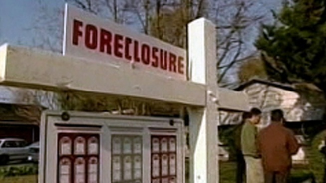 Foreclosure Law Set for Final Vote
