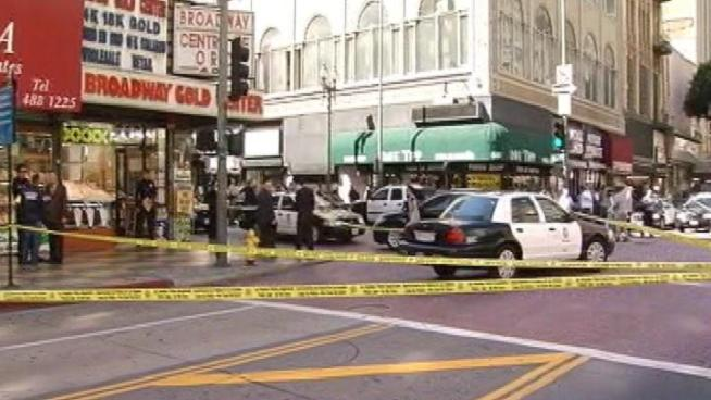 Off duty deputy shoots would be robber at jewelry store for August jewelry store los angeles