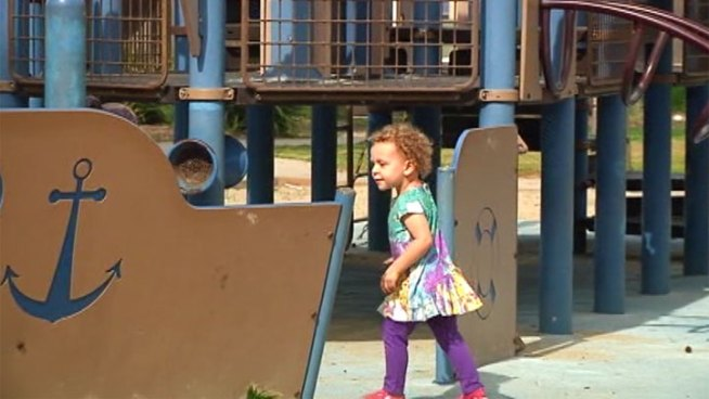 Playgrounds Could Move Away From Pollution Sources