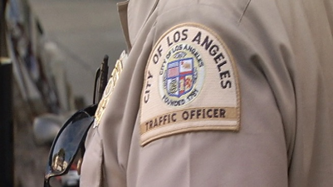 Prostitution, stealing, violence and parts in a porn movie. All in a day's work for some City of Los Angeles traffic officers.