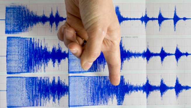 5.3 Earthquake Shakes Central California