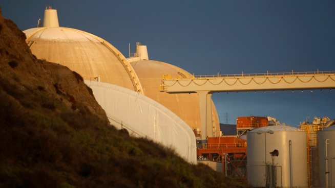 Senator Wants Probe at San Onofre Nuke Plant
