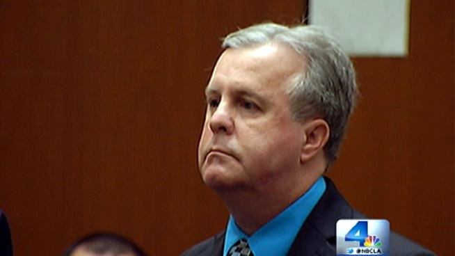 A former teacher accused of inappropriately touching a student at Miramonte Elementary School appeared in court, where a judge said Martin Springer no longer needs to wear a GPS ankle monitor. Patrick Healy reports for the NBC4 News at Noon on Wednesday Jan. 16, 2013.