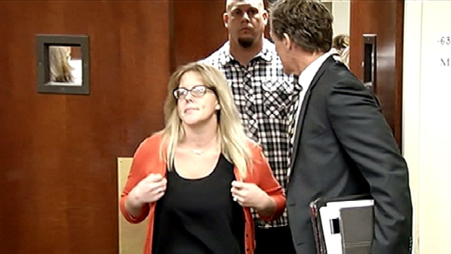 after she was charged with 16 felony counts  Summer Michelle Hansen    Summer Michelle Hansen