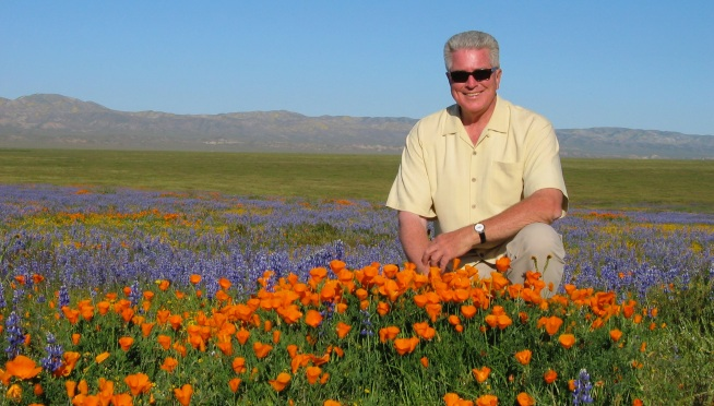 """Salute"" to Huell Howser at Griffith Observatory"