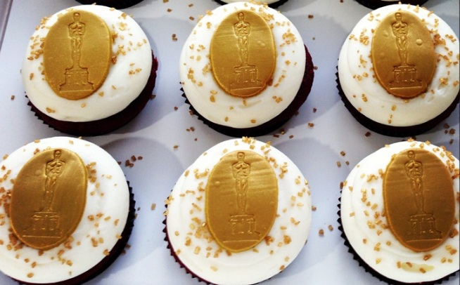 The Oscars with Frosting on Top