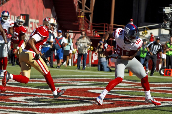 Niners Get Bullied by Giants in NFC Championship Rematch