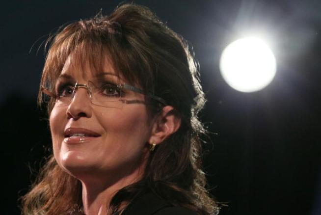 Palin Author Says He's No Creep for Moving Next Door