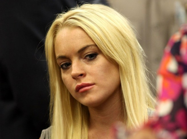 Lindsay Lohan's Appetite For Destruction