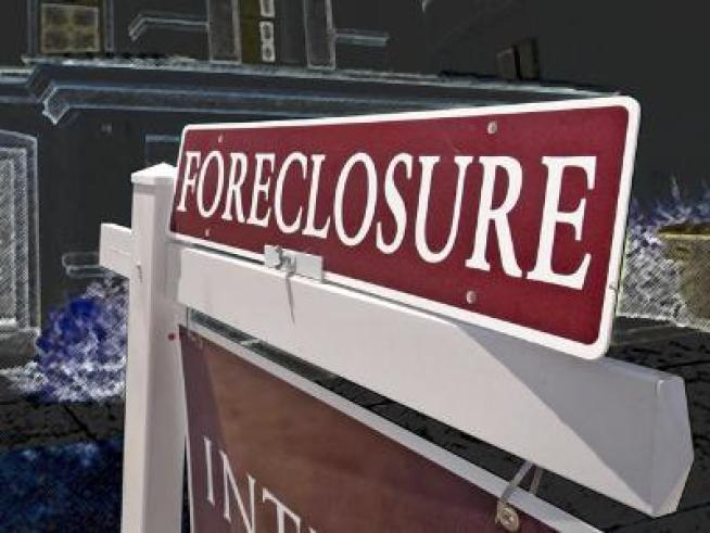 More LA County Homes Slipping Toward Foreclosure