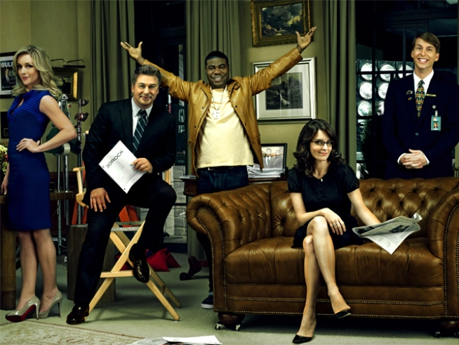 "Alec Baldwin Thinks It's a ""Good Thing That ""30 Rock"" Is Ending"