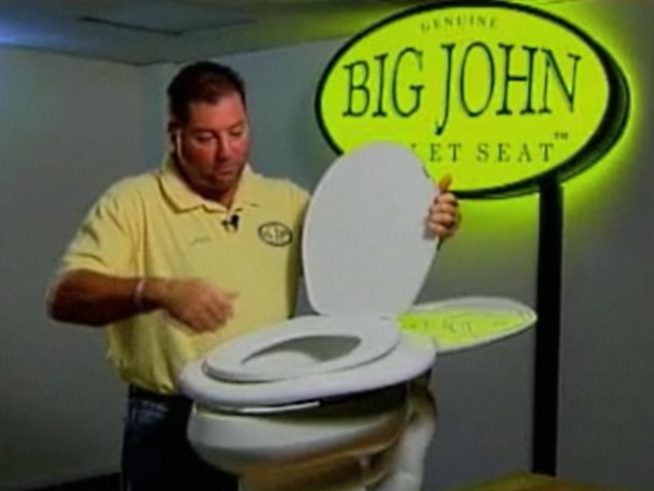 "Overweight Consumers Find Relief in ""Big John"""