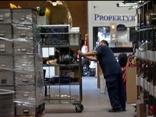 Shop online for stolen goods from 2,000 law enforcement agencies.